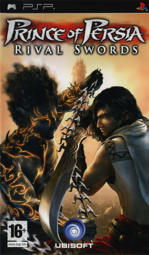 Prince of Persia : Rival Swords sur PSP