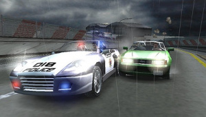 Pursuit Force - Playstation Portable