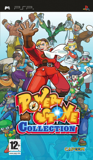 Power Stone Collection sur PSP
