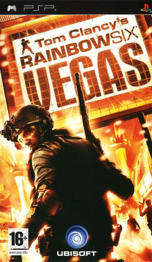 Rainbow Six Vegas sur PSP