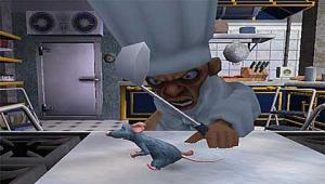 Images : Ratatouille - PSP