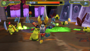 Images : Ratchet And Clank : Size Matters