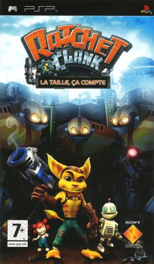 Ratchet & Clank : La Taille, Ca Compte sur PSP