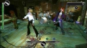 Rock Band Unplugged : Dead Kennedys et Sleater-Kinney