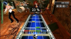 Rock Band Unplugged : Bullet for my Valentine et System of a Down
