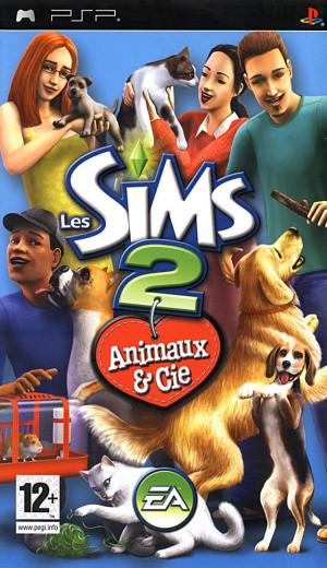 Les Sims 2 : Animaux & Cie sur PSP