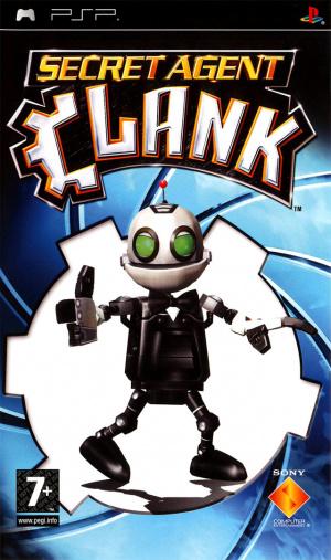 Secret Agent Clank sur PSP