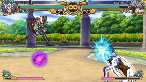 GC 2012 : Images de Saint Seiya Omega Ultimate Cosmos