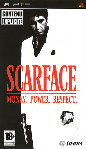 Scarface : Money. Power. Respect. sur PSP