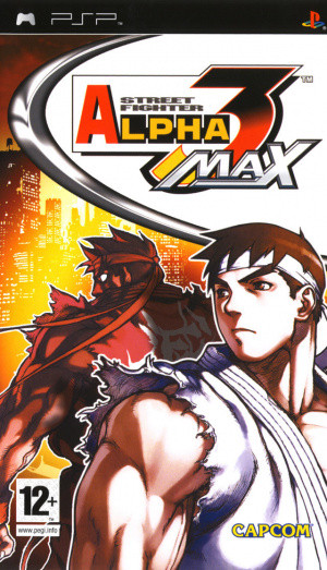Street Fighter Alpha 3 Max sur PSP