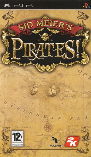 Sid Meier's Pirates! sur PSP