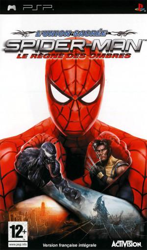 Spider-Man : Le Règne des Ombres L'Union Sacrée sur PSP