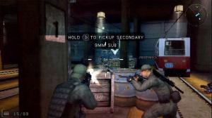 SOCOM : U.S. Navy SEALs Fireteam Bravo 3