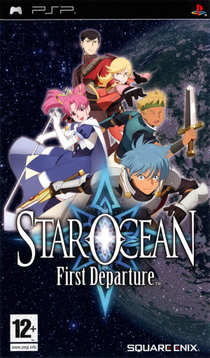 Star Ocean : First Departure sur PSP