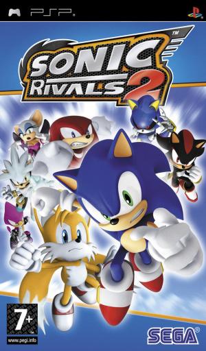 Sonic Rivals 2 sur PSP