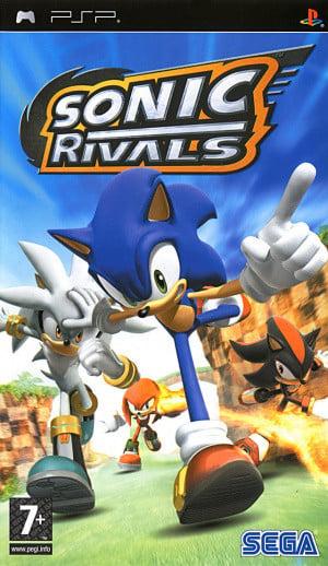 Sonic Rivals sur PSP