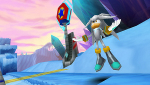 Images : Sonic Rivals