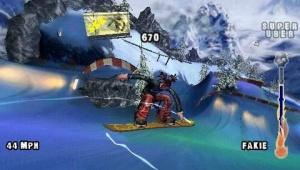 SSX On Tour ride sur PSP