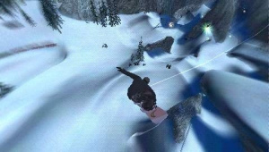 SSX On Tour surfe sur PSP