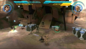 Star Wars The Clone Wars : Les Héros de la République