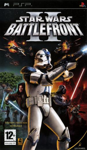 Star Wars Battlefront II sur PSP