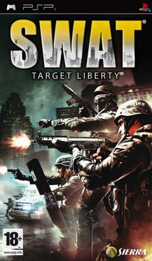 S.W.A.T. : Target Liberty sur PSP