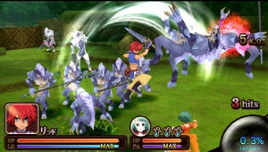 Images de Tales of the Heroes : Twin Brave