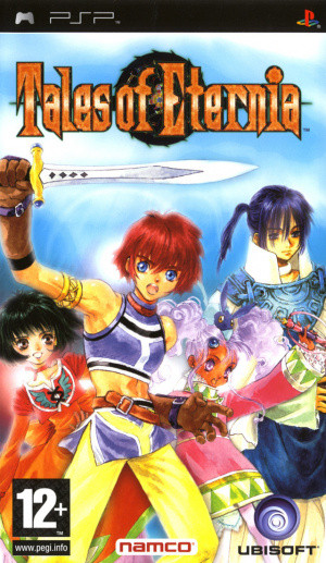 Tales of Eternia sur PSP