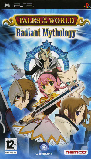 Tales of the World : Radiant Mythology sur PSP