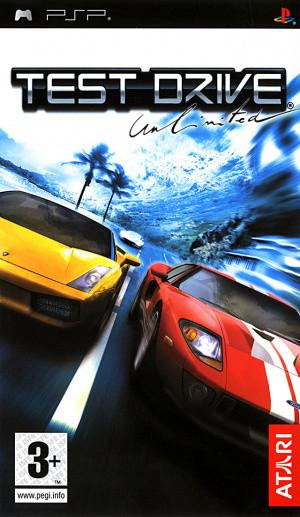 Test Drive Unlimited sur PSP