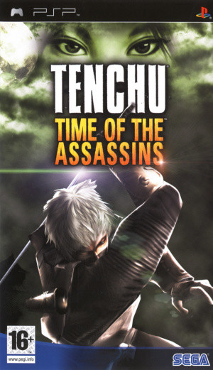 Tenchu : Time of the Assassins sur PSP