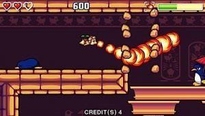 The Flying Hamster sur PSP