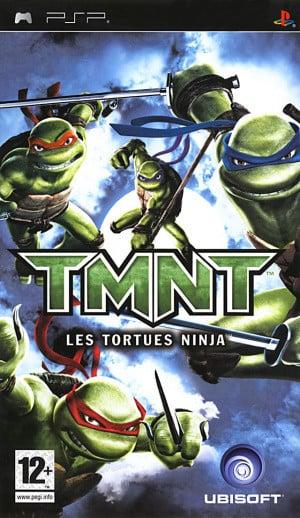 TMNT : Les Tortues Ninja sur PSP