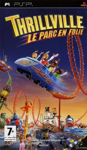 Thrillville : Le Parc en Folie sur PSP