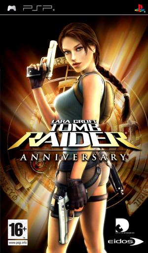 Tomb Raider : Anniversary sur PSP