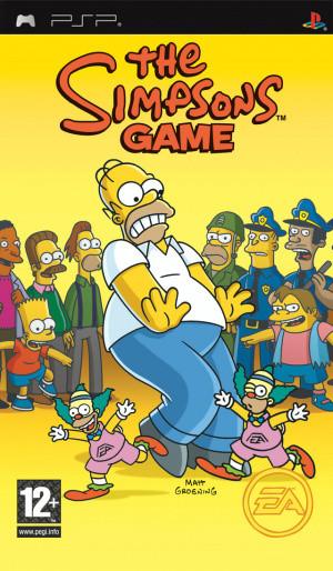 Les simpson le jeu sur playstation portable - Jeux de lisa simpson ...