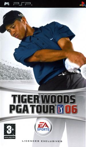 Tiger Woods PGA Tour 06 sur PSP