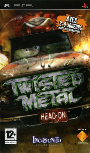 Twisted Metal : Head-On sur PSP