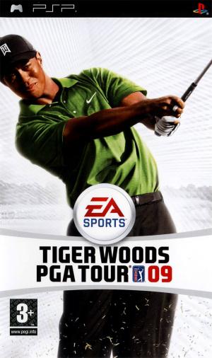 Tiger Woods PGA Tour 09 sur PSP
