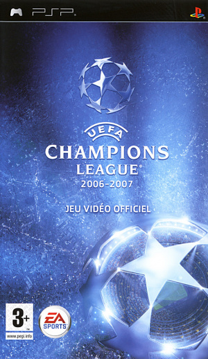 UEFA Champions League 2006-2007 sur PSP