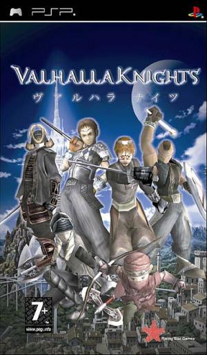 Valhalla Knights sur PSP