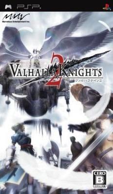 Valhalla Knights 2 sur PSP