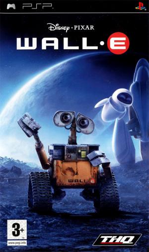 WALL-E sur PSP