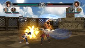 E3 2009 : Images de Warriors Orochi 2