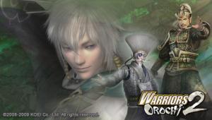Images de Warriors Orochi 2