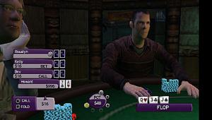 Images : le poker aussi sur PSP