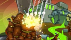 Worms : Battle Islands s'illustre sur PSP