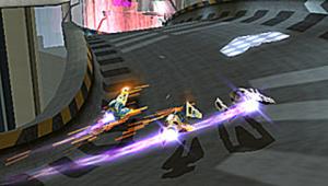 Wipeout Pulse confirmé sur Playstation Portable