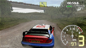 WRC - Playstation Portable