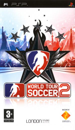 World Tour Soccer 2 sur PSP